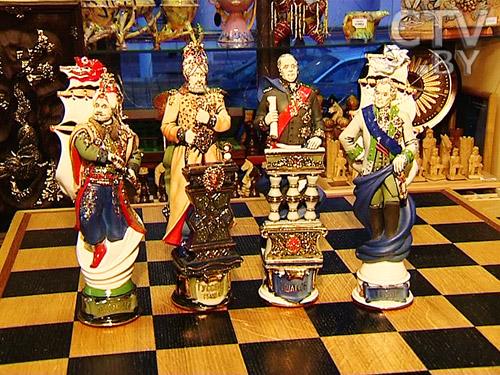 Chess by Grigory Pashkov