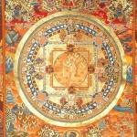Mandala of Mahamaya (The Worldly Mother of Shakyamuni Buddha)
