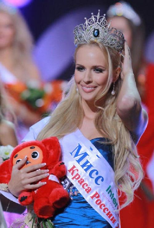 Beauty of Russia Natalia Pereverzeva