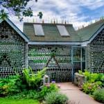 Prince Edward bottle house
