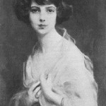 Princess Xenia Romanova. Pportrait by Philip de Laszlo, c. 1920.