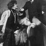 Coquelin and Sarah Bernhardt