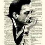 Sometimes I am two people. Johnny is the nice one. Cash causes all the trouble. They fight. Johnny Cash