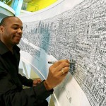 Stephen Wiltshire. Disability - Autistic Savant