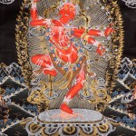 The Supreme Wisdom goddess (also the Granter of Mundane Siddhis)