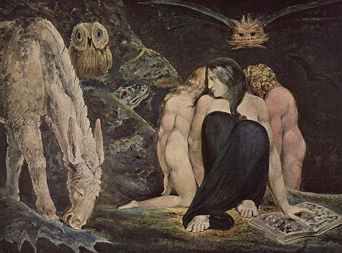 William Blakes love