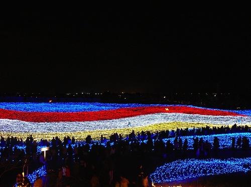 festival of lights in Japan