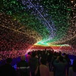 Winter Light – The world's largest light installation in Japan