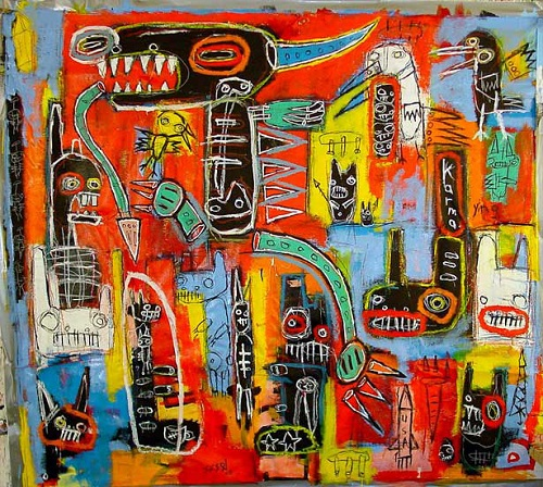 colors and talent in Painting by Matt Sesow