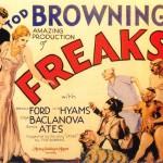 Poster of 1932 American horror movie Freaks