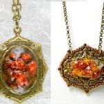 Beautiful Steam punk pendants