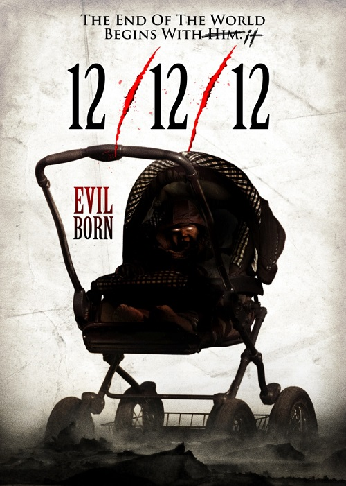 12.12.12. - American horror film of 2012 starring Sara Malakul Lane, Jesus Guevara, Steve Hanks