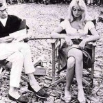 Brigitte Bardot and Vadim