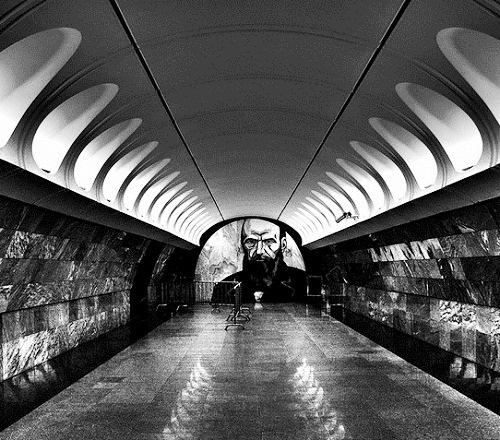 Metro station Dostoevskaya