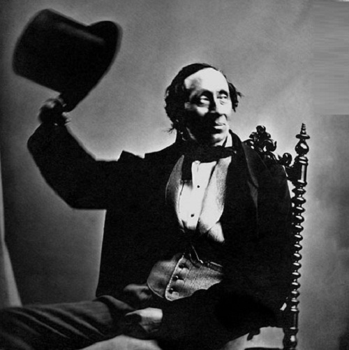 Hans Christian Andersen unknown tale