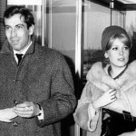Catherine Deneuve and Roger Vadim