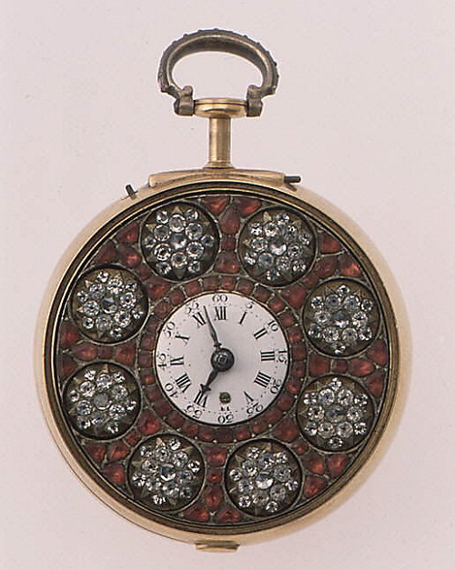 Pair-case automaton watch by James Cox (1723–1800), ca. 1770