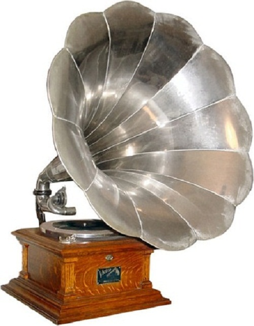 forgotten voice of gramophone