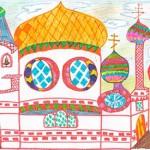 Alisa Zhalnina, Omsk. Russian children in a special school contest Doodle 4 Google