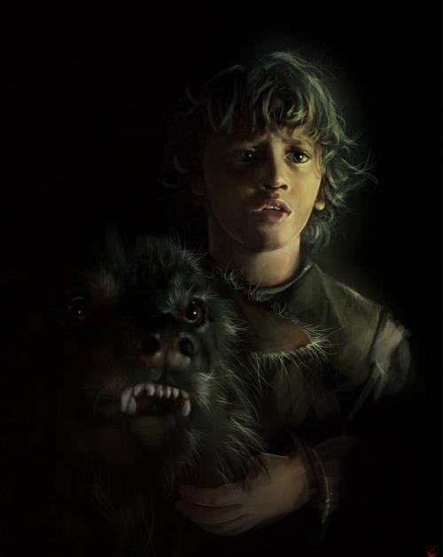 portraits on Game of Thrones