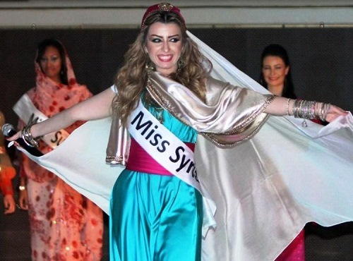 Miss Arab World 2012 Beauty pageant