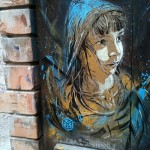 C215 art in Vence, France