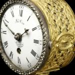 Fine Clocks by James Cox (detail)