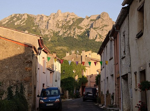 French village of Bugarach