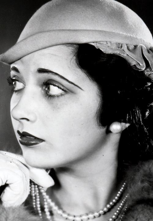 Kay Francis 1930's movie star