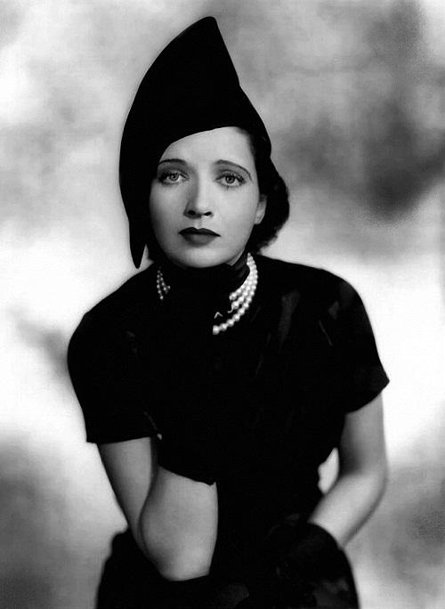 Beauty Will Save Kay Francis 1930s Movie Star Beauty