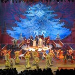 Grand performance. New Year's day and Christmas celebration at Kremlin Palace