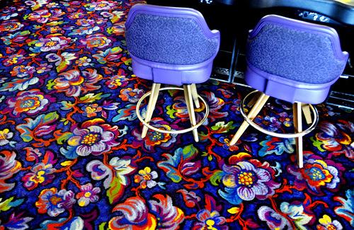 Las Vegas Carpets by Chris Maluszynski