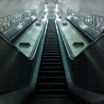Underground in London is the first metro in the world and a place to be proud of