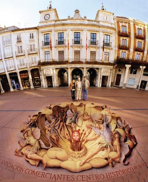 Mr Wenner's Titania Encantado photographed in Burgos, Spain