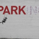 Environmental Message from famous British street artist Banksy