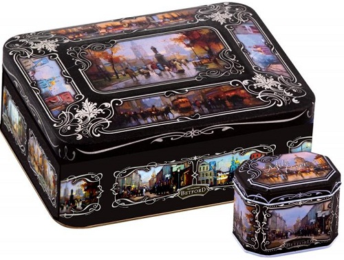 Alexei Shalaev Hand painted chocolate boxes