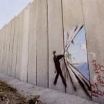 Palestine's Wall. Banksy's Environmental Message
