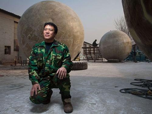 Chinese rescue balls to Apocalypsis