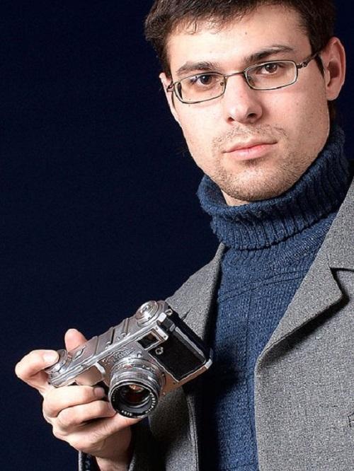 Russian photo artist Stanislav Aristov