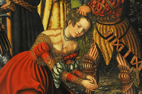 Saint Barbara in art