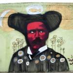Triangulo Dorado, Argentinian artist