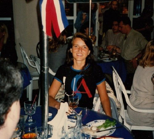 Valeria Levitina at the age of 23