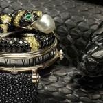 Zadora Snake Timepiece