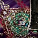 Masterpiece of applied art – Zardozi embroidery