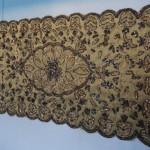 Wall carpet - Zardozi embroidery