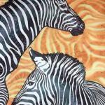 scarf zebras