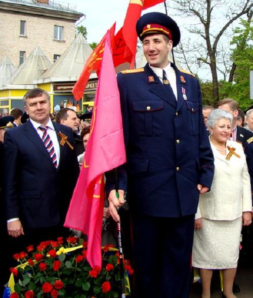 Leonid Stadnik world biggest man
