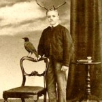 Retro photography of the last century