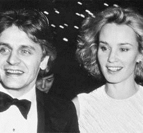 Jessica Lange talks about partner of 17 years Sam Shepard