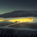 Lascaux Cave Painting Center by Snohetta and Casson Mann